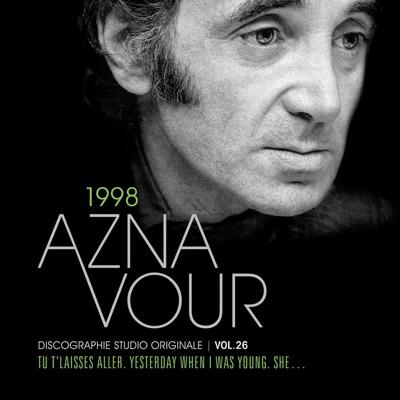 Discographie Studio Originale, Vol. 26: 1998 - Charles Aznavour