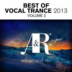 Adrian & Raz - Best of Vocal Trance 2013, Vol. 2