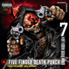 Five Finger Death Punch - Blue on Black artwork