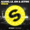 Alvaro, Lil Jon & Jetfire - Vegas (Extended Mix) artwork
