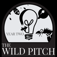 Podcast cover art for The Wild Pitch