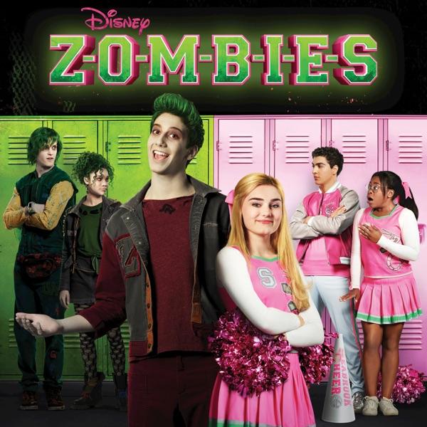 ZOMBIES (Original TV Movie Soundtrack) album image