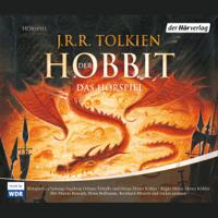J.R.R. Tolkien - Der Hobbit artwork