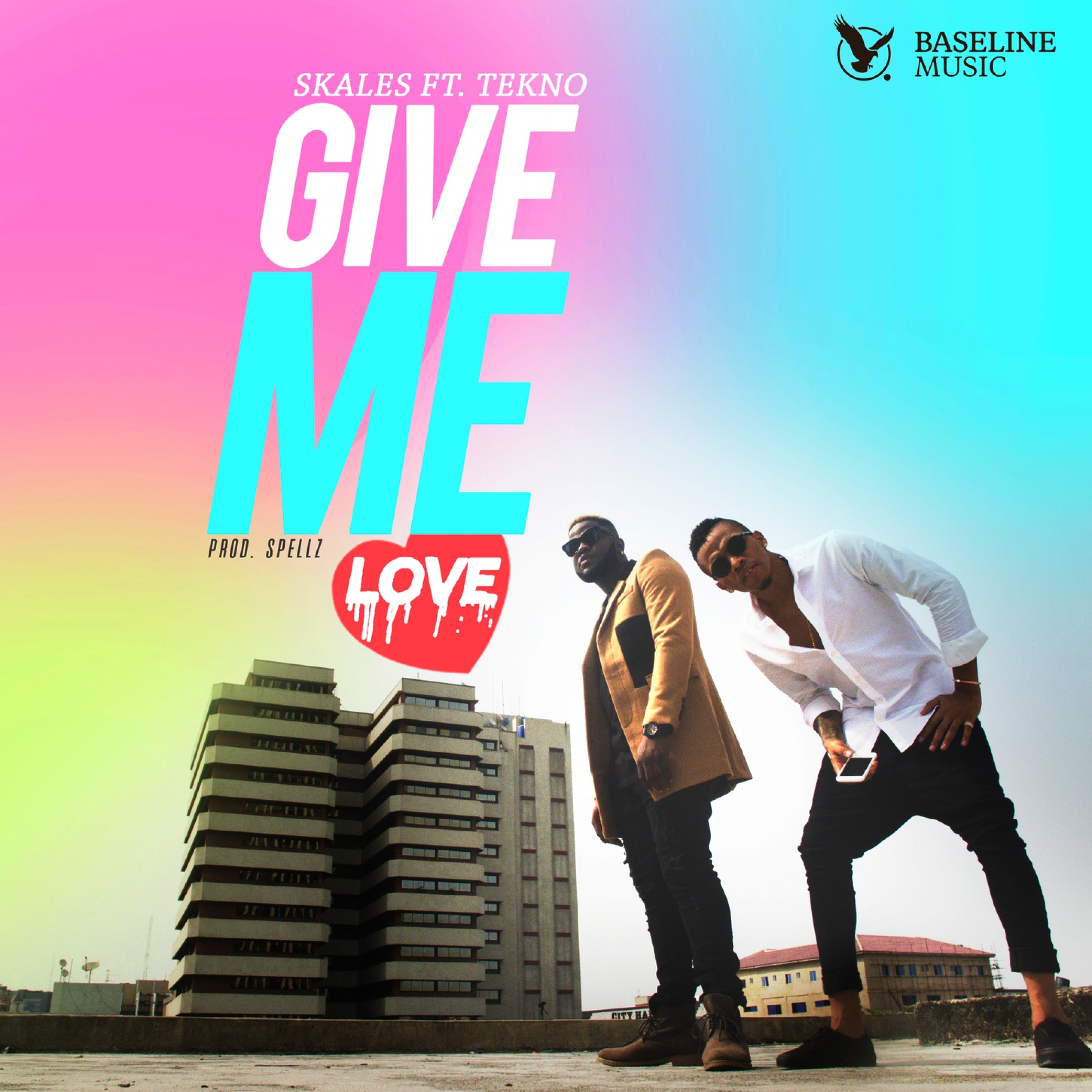 Give Me Love (feat. Tekno)