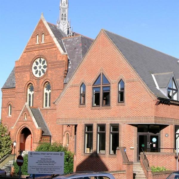 Dagnall Street Baptist Church, St Albans
