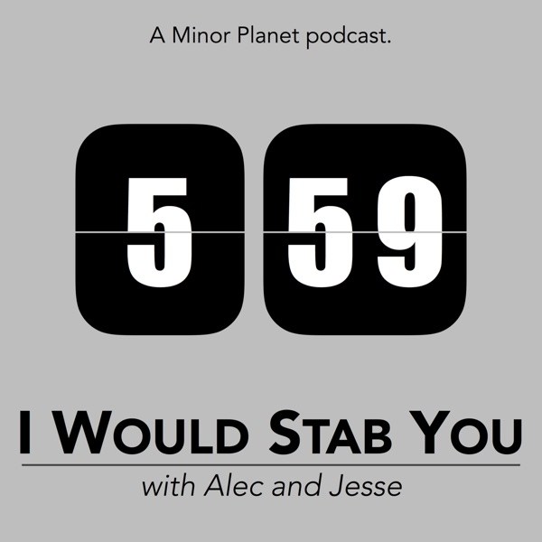 I Would Stab You
