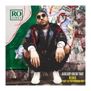 Ro James - Already Knew That (Remix) [feat. BJ the Chicago Kid]