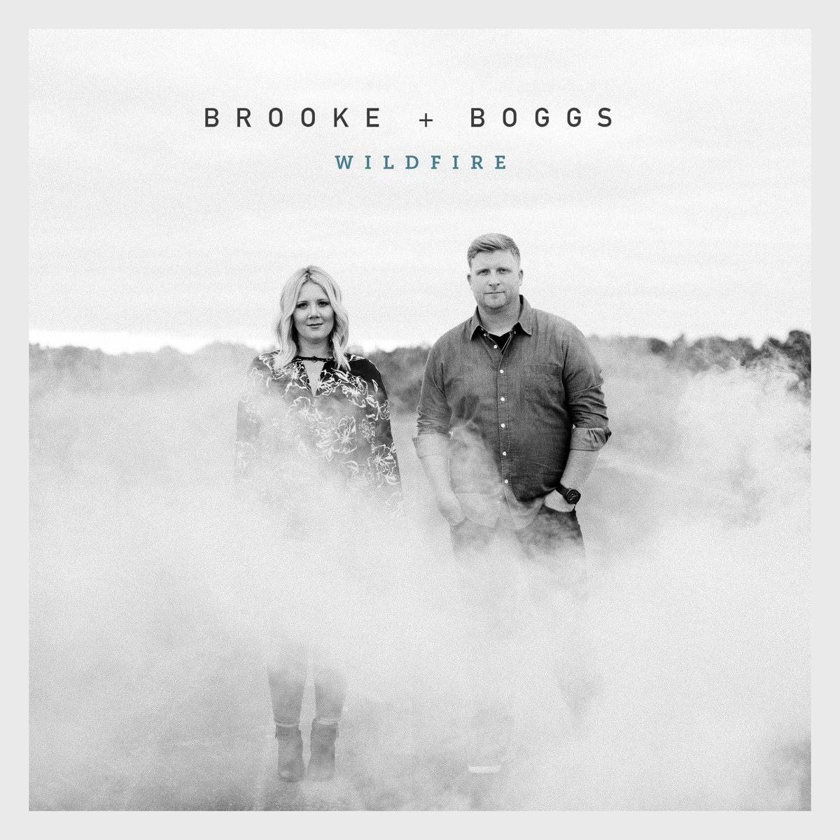 Wildfire - EP Brooke  Boggs CD cover