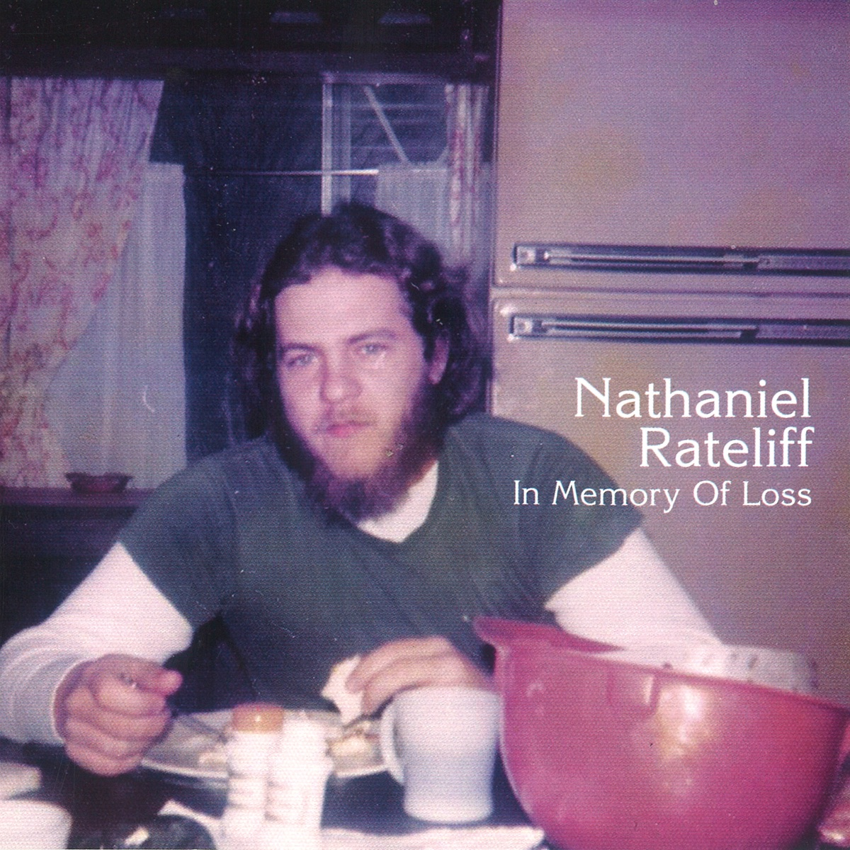 In Memory of Loss Deluxe Edition Nathaniel Rateliff CD cover