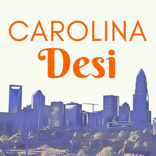 Cover image of Carolina Desi Podcast