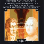 Clarinet Concerto in E-flat - Dieter Klocker, clarinet - Pedro Etienne Solere