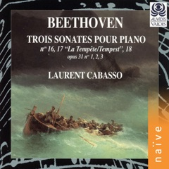 Beethoven: 3 Sonatas for Piano
