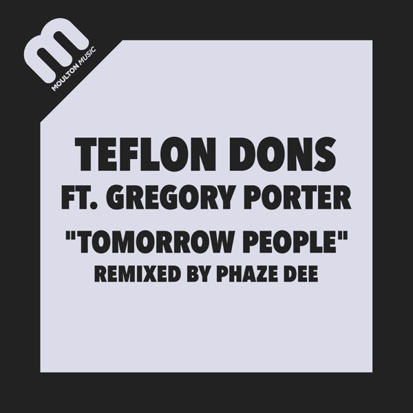 Tomorrow People Remixed (feat. Gregory Porter) - EP