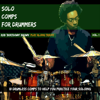 Rob Brown - Solo Comps for Drummers, Vol. 1  artwork