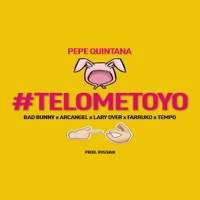 Te Lo Meto Yo (feat. Bad Bunny, Lary Over, Farruko, Arcangel & Tempo) - Single Mp3 Download