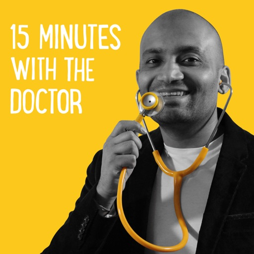 Cover image of 15 Minutes With The Doctor: Learn from Healthcare Entrepreneurs and Innovators