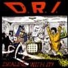 Mad Man - D.R.I. Cover Art