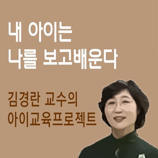 Cover image of 김경란 교수의 아이교육프로젝트
