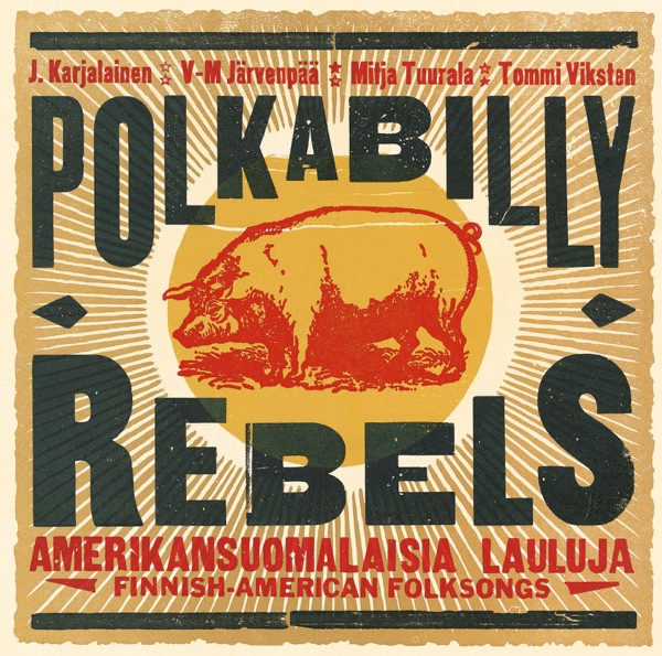 Polkabilly Rebels