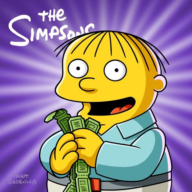 The Simpsons, Season 13 On ITunes