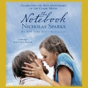 The Notebook (Unabridged) - Nicholas Sparks audiobook, mp3