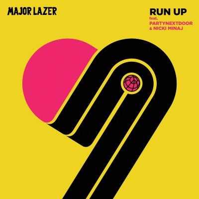 Run Up (feat. PARTYNEXTDOOR & Nicki Minaj) - Single - Major Lazer