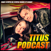 Podcast cover art for Christopher Titus Podcast