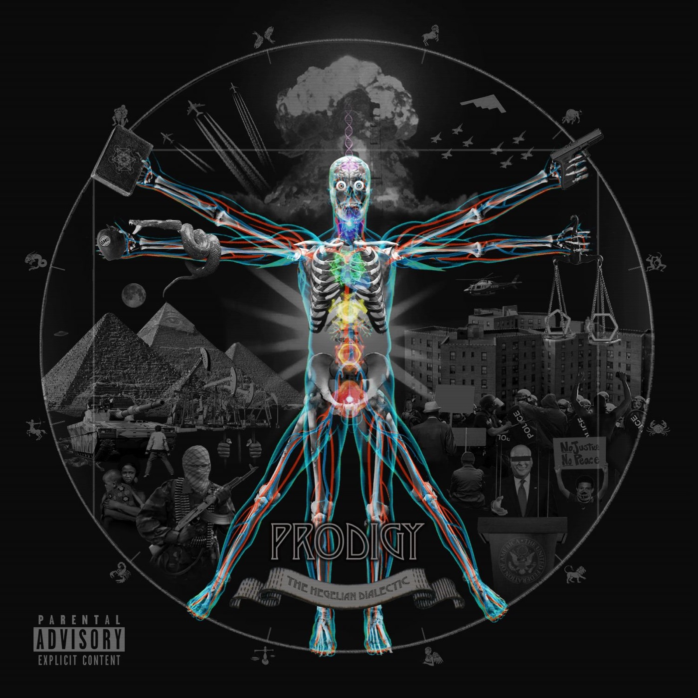 Prodigy - Hegelian Dialectic (The Book of Revelation) Cover