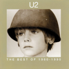 U2 - The Best of 1980-1990  artwork