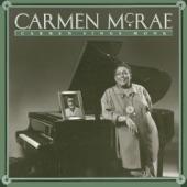 Carmen McRae - Listen to Monk