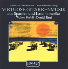 Virtuose Gitarrenmusik aus Spanien und Lateinamerika