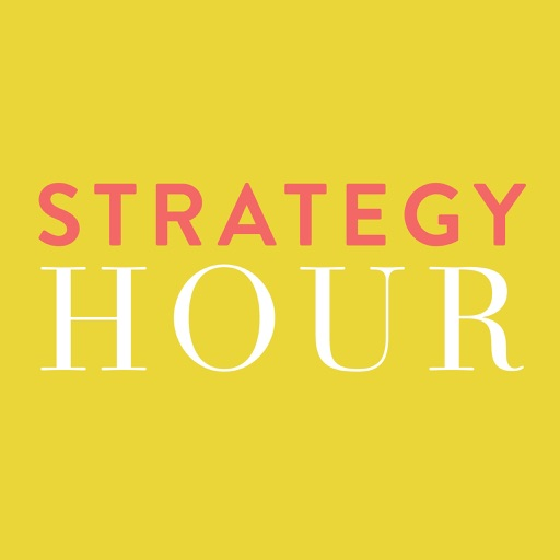 Cover image of The Strategy Hour Podcast: Online Business | Blogging | Productivity - with Think Creative Collective