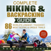 Robbie J Jones - Complete Hiking & Backpacking Guide: Hiking Gears A to Z (Unabridged)  artwork