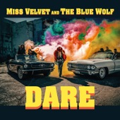 Miss Velvet and the Blue Wolf - Velvet Door