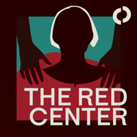 Podcast cover art for The Red Center: A Handmaid's Tale Discussion
