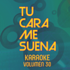 Tu Cara Me Suena Karaoke, Vol. 30 - Ten Productions