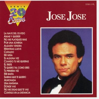 Serie 20 Exitos - José José