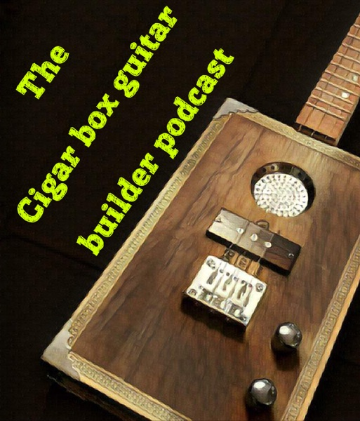 The Cigar Box Guitar Builder