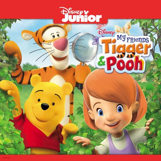 My friends tigger pooh season 1 on itunes altavistaventures Gallery