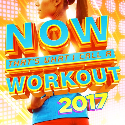 NOW That's What I Call a Workout 2017 - Various Artists album