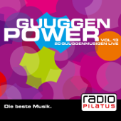 Guuggen-Power, Vol. 13 (20 Guuggenmusigen Live)