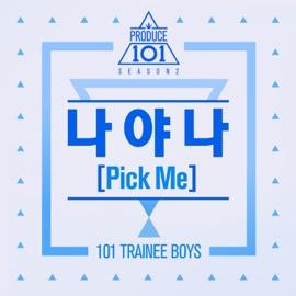 Produce 101 It S Me Pick Me Single
