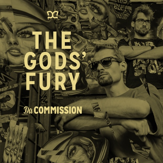 Da Commissions' album 'The Gods' Fury', a 2000s feeling project packed with clever wordplay & masterful flows.