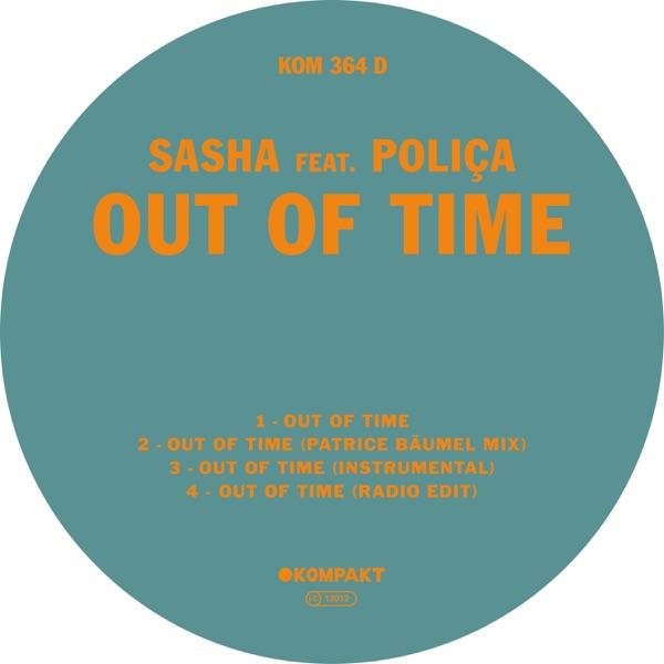 Sasha - Out Of Time