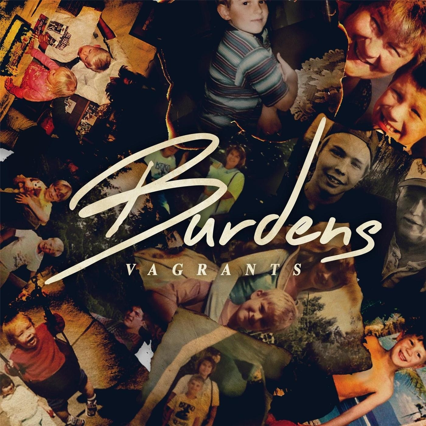 Burdens - Vagrants [EP] (2017)