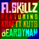 Happiness (feat. Krafty Kuts & Beadyman) - A.Skillz
