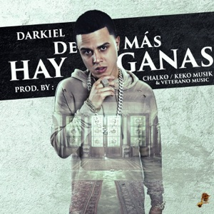 De Mas Hay Ganas - Single Mp3 Download