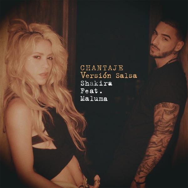 Chantaje (feat. Maluma) [Versión Salsa] - Single
