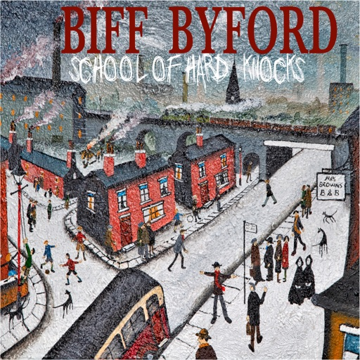 Art for Welcome to the Show by Biff Byford