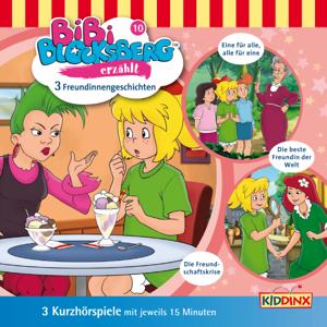 Bibi Blocksberg - Kurzhörspiele - Bibi erzählt: Freundinnengeschichten